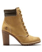 Timberland Tillston 6 Inch Wheat Nubuck Women Boots Size 7.5 - $118.80