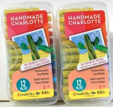 2 Packages Faber-Castell Handmade Charlotte Kids Day Dream 12 Count Oil ... - $19.99