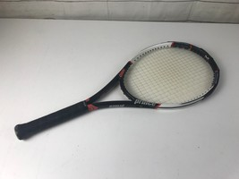 """Vintage Prince Turbo Outlaw Tennis Racquet Oversize 110 4 3/8"""" - $29.69"""