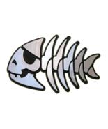 Jolly Pirate Fish Car Emblem - $13.99