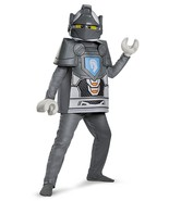 Disguise Lance Deluxe Nexo Knights LEGO Costume, Small/4-6 - NEW - $39.60