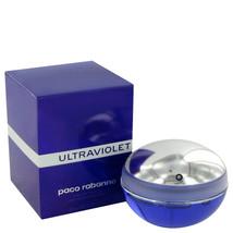 Ultraviolet Aquatic By Paco Rabanne Eau De Toilette Spray 2.7 Oz For Women - $65.10