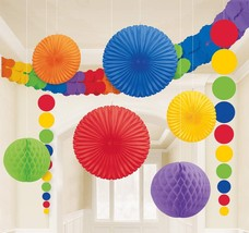 Rainbow Decorating Kit (Pack of 9) - $13.29