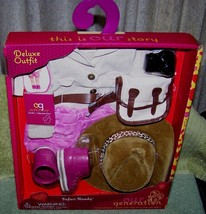 """Our Generation SAFARI READY Deluxe Outfit for 18"""" Dolls New - $28.88"""