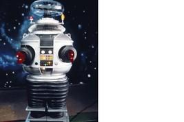 Lost In Space Robot Vintage 24X36 Color Science Fiction TV Memorabilia P... - $45.95