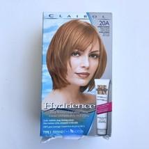 Clairol Hydrience 20A Amber Sunrise Medium Golden Reddish Blonde Hair Color NEW - $19.79