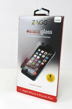 ZAGG Invisible Shield Glass Screen Protector iPhone 6/6s Plus, iPhone 7/... - $8.95