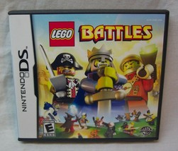 Lego Battles Nintendo Ds Video Game Complete 2009 - $14.85