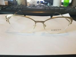 Versace RX Eyeglasses VE1239b COLOR 1339 SIZE 53/17/140..BRAND NEW  - $64.35