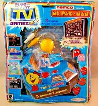 Jakks Pacific Namco Ms. Pac-Man Plug and Play TV Game - $73.26