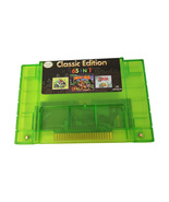 english games 31 games progress save Super 65 in 1 SNES-multi 16 bit vid... - $25.99