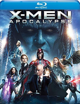 X-men: Apocalypse [Blu-ray + DVD] (2016)