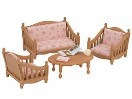 Sylvanian Families furniture sofa arm chair set - $20.05
