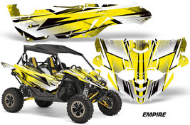 UTV Decal Graphic Kit Side By Side Wrap For Yamaha YXZ 1000R 2015-2018 EMPIRE Y - $499.95