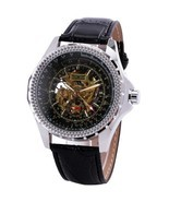 Top Brand Luxury Men Automatic Mechanical Wrist Watches WINNER Brand Gol... - £28.22 GBP