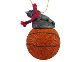 Iguana Basketball Ornament - $17.99