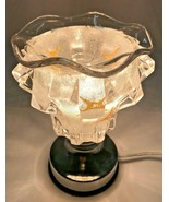Electric Touch Fragrance Lamp/Oil Burner/Wax Warmer/Night Light #1648 - $17.81