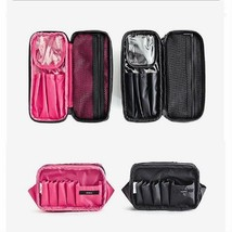 Bag Cosmetic Travel Toiletry Professional Storage Brush Organizer Make U... - $300,74 MXN
