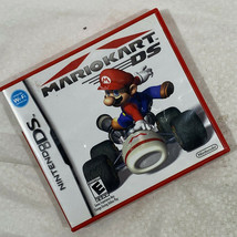 MARIO KART DS Nintendo DS, 2005 Case and Instruction Booklet Only NO GAME - $6.88