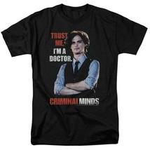 Criminal Minds t-shirt Spencer Reed TV crime drama series graphic tee CBS1601 image 1