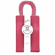 12CT SMALL HOT PINK BIODEGRADABLE, FOOD SAFE INK & PAPER, PREMIUM QUALIT... - $26.31