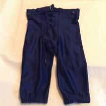 Youth Small Riddell football pants blue football practice athletic sport... - $12.99