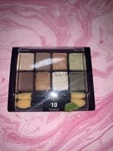 New Maybelline Expert Wear Eyeshadow Palette Of 8 Colors - 10 Sunbaked N... - $10.88