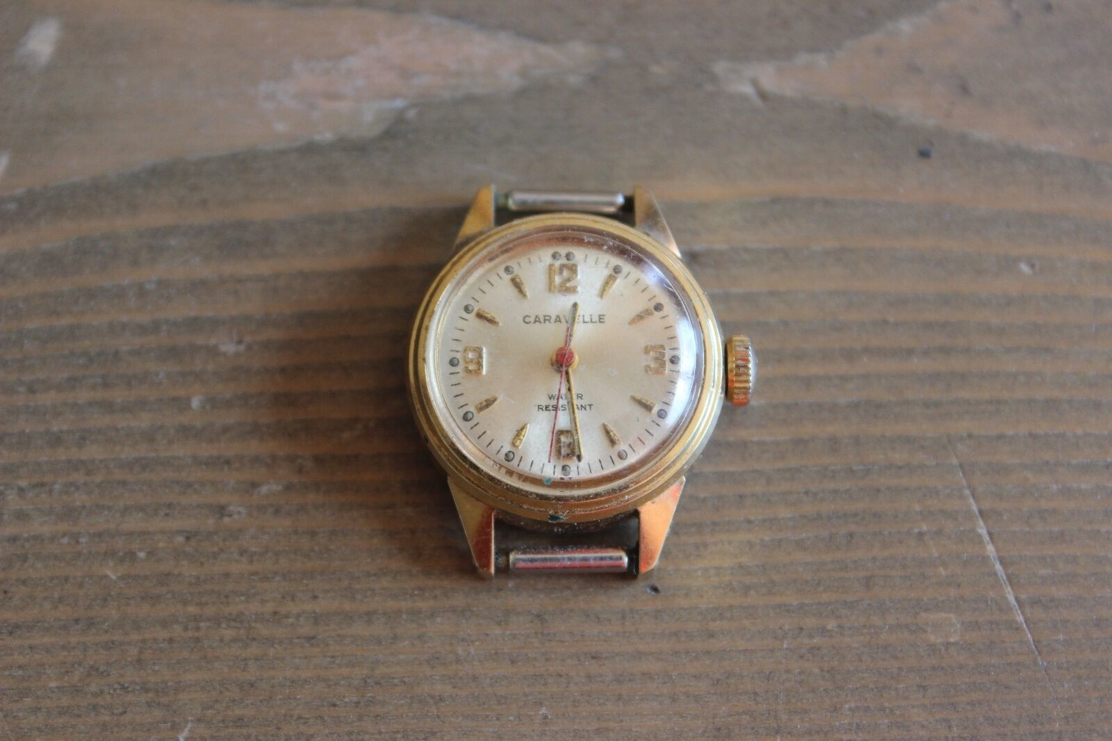 Primary image for Vintage Women's CARAVELLE Mechanical Watch