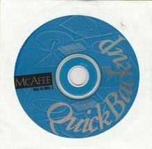 McAfee Quick Backup - $11.15