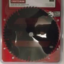 "Craftsman 37674 12"" x 60T Carbide Saw Blade 1"" Arbor - $20.79"