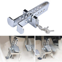 Universal Auto Car/Truck Anti-Theft Stainless Steel Pedal Lock! - $49.95