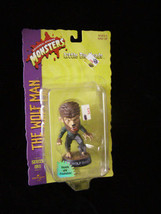 Universal Studios Monsters Big Little Heads Figure New Wolfman - $16.99