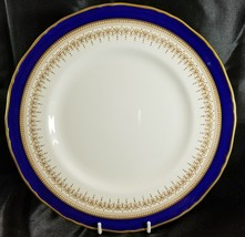 "Royal Worcester REGENCY Blue Dinner Plate 10 7/8"" (multiple available) - $51.38"