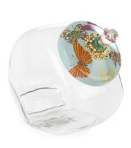 MacKenzie-Childs Butterfly Garden Cookie Jar - SKY  - $285.00
