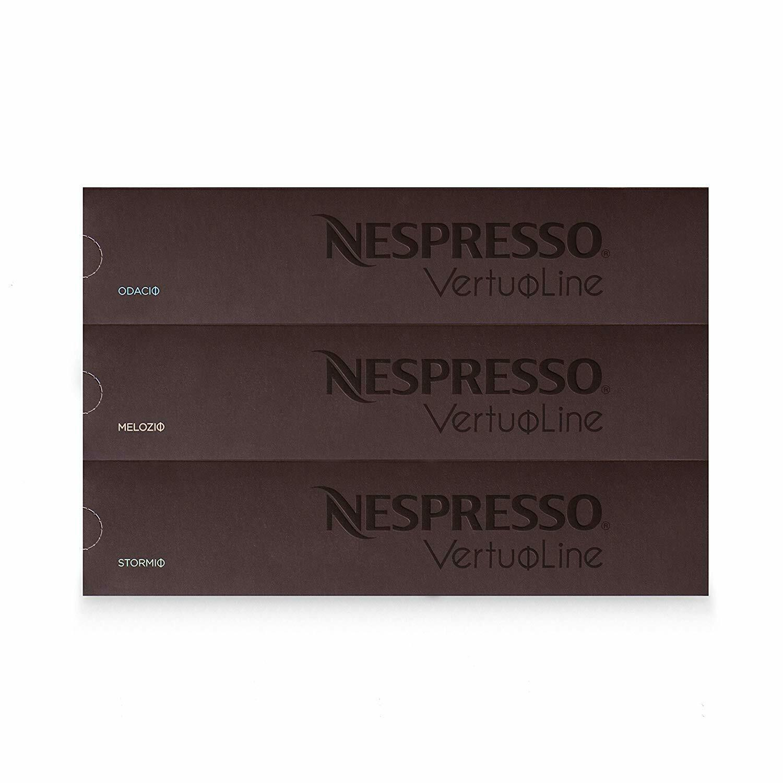 Nespresso Vertuoline Best Seller Assortment, 10 Count (Pack of 3) vertuo pods