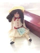 dynasty doll collection porcelain doll - $46.75