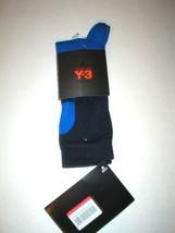 New NWT Womens Socks S 5 6 Adidas Y-3 Designer Yohji Yamamoto Blue Mens ... - $32.50