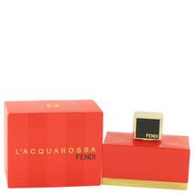 Fendi L'Acquarossa Perfume 2.5 Oz Eau De Toilette Spray image 1