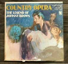 Country Opera: The Legend of Johnny Brown - Rare, New 1966 Mono LP Record - $7.91