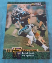 1997 Upper Deck Collector's Choice Turf Champions Raghib Ismail #TC7 - $1.00