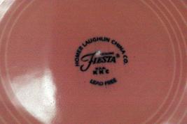 Homer Laughlin 2005  Fiesta Rose Soup Bowl image 4