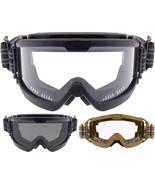 Tactical Ballistic Goggles OTG Anti-Fog Anti-Scratch UV 400 Military Lig... - $35.99