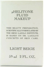 Erno Laszlo pHELITONE Fluid Makeup, Light Beige 2 fl oz - $17.97