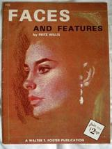 Faces and Features (How to Draw and Paint) [Paperback] [Jan 01, 1989]