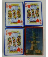 Casino Playing Cards Bundle of 4 Decks - $18.69