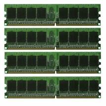 4GB (4x1GB) Memory RAM for HP Compaq dc5100 Series DDR2 PC2-5300 (667MHz)