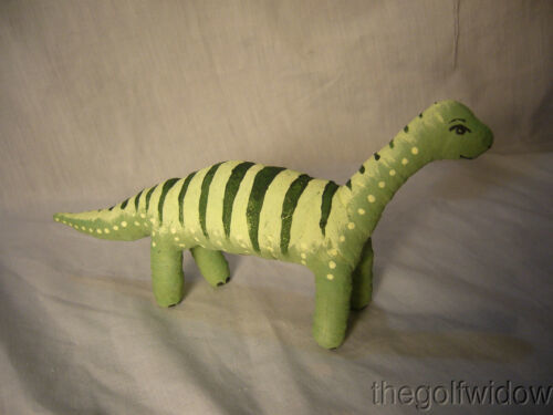 Vintage Inspired Spun Cotton Dinosaur no. A 43