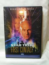 Star Trek: First Contact DVD, 1998, Widescreen  - $0.98