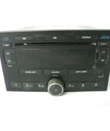 Suzuki Forenza 2006 Radio AM FM CD Player OEM - $30.33