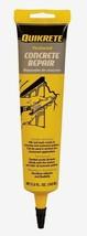 Quikrete Textured CONTRETE REPAIR 5.5 oz. Cement Gray Seals Fills Cracks... - $8.29